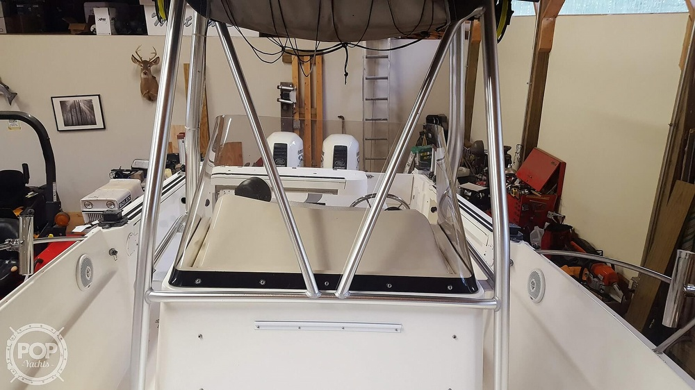 1999 Wellcraft boat for sale, model of the boat is Fisherman 230 & Image # 8 of 12