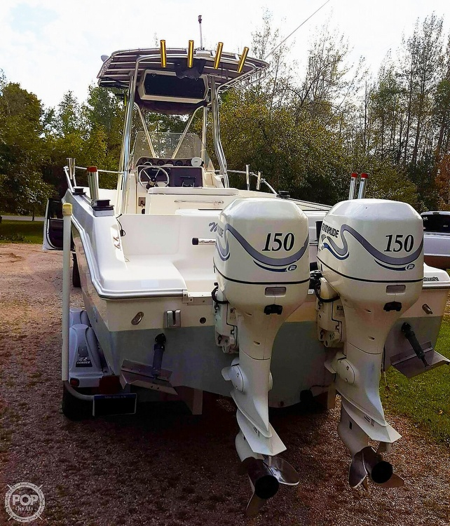 1999 Wellcraft boat for sale, model of the boat is Fisherman 230 & Image # 6 of 12