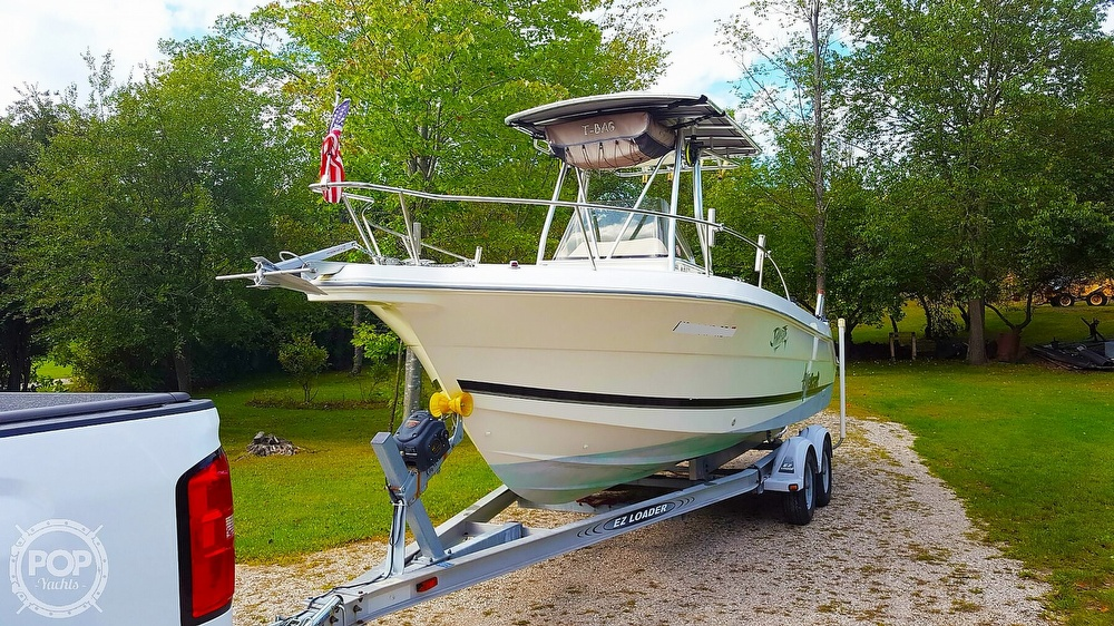 1999 Wellcraft boat for sale, model of the boat is Fisherman 230 & Image # 4 of 12