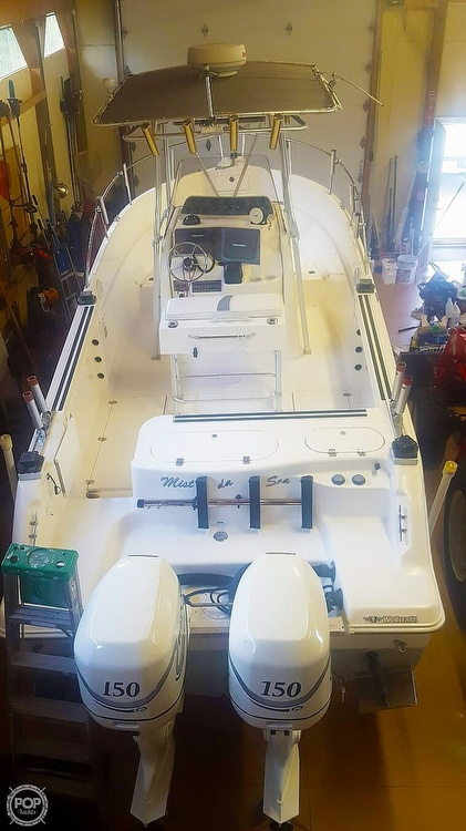 1999 Wellcraft boat for sale, model of the boat is Fisherman 230 & Image # 11 of 12