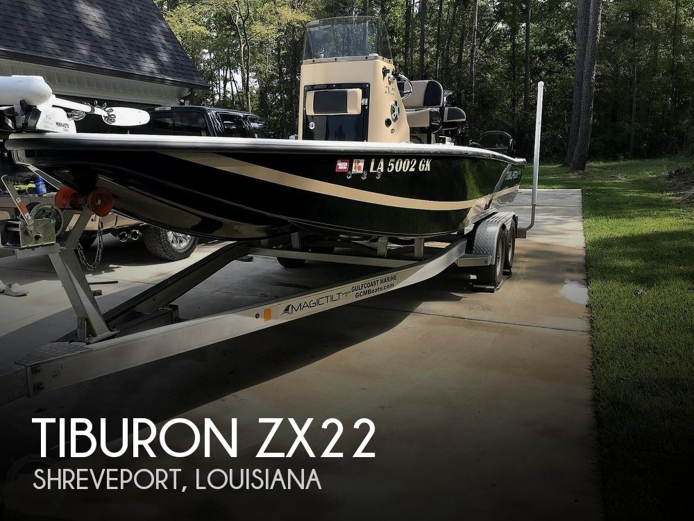Used Boats For Sale in Longview, Texas by owner | 2019 Tiburon ZX22