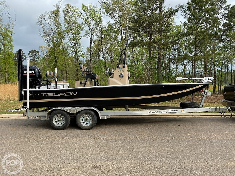 2019 Tiburon boat for sale, model of the boat is ZX22 & Image # 4 of 40