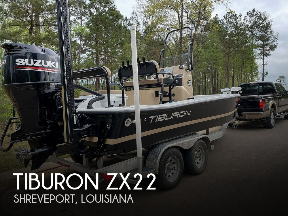 2019 Tiburon boat for sale, model of the boat is ZX22 & Image # 1 of 40