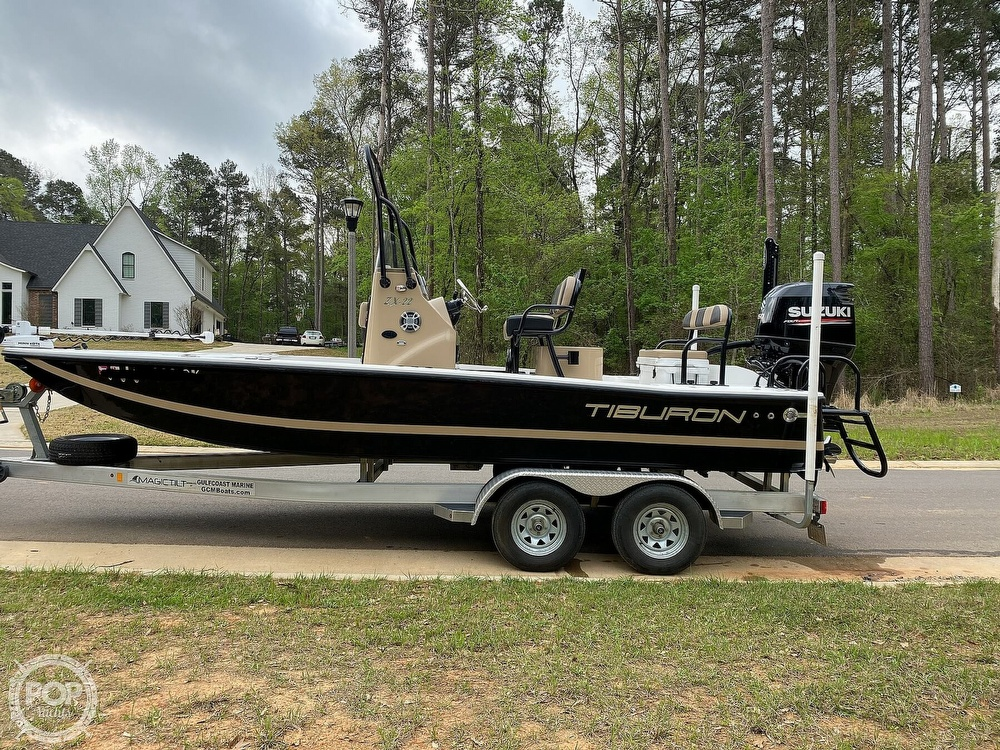 2019 Tiburon boat for sale, model of the boat is ZX22 & Image # 17 of 40