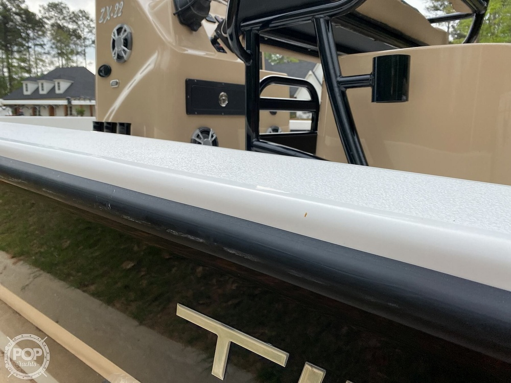 2019 Tiburon boat for sale, model of the boat is ZX22 & Image # 26 of 40