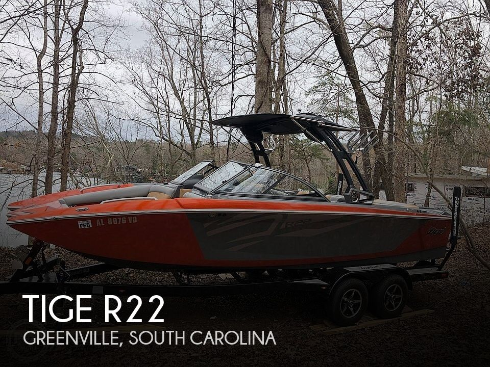 Used Boats For Sale in Asheville, North Carolina by owner | 2019 Tige R22