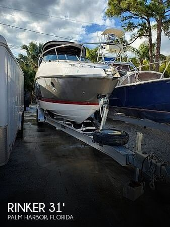 Used Rinker Boats For Sale in Florida by owner | 2015 Rinker 290 Ec
