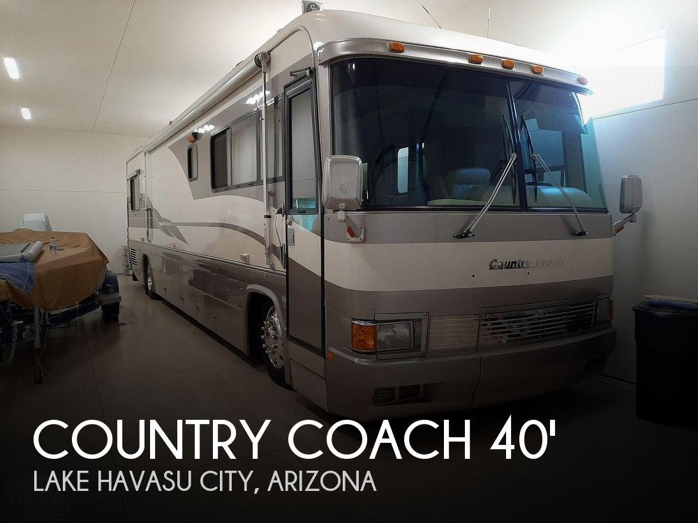 1996 Country Coach Country Coach Magna 40