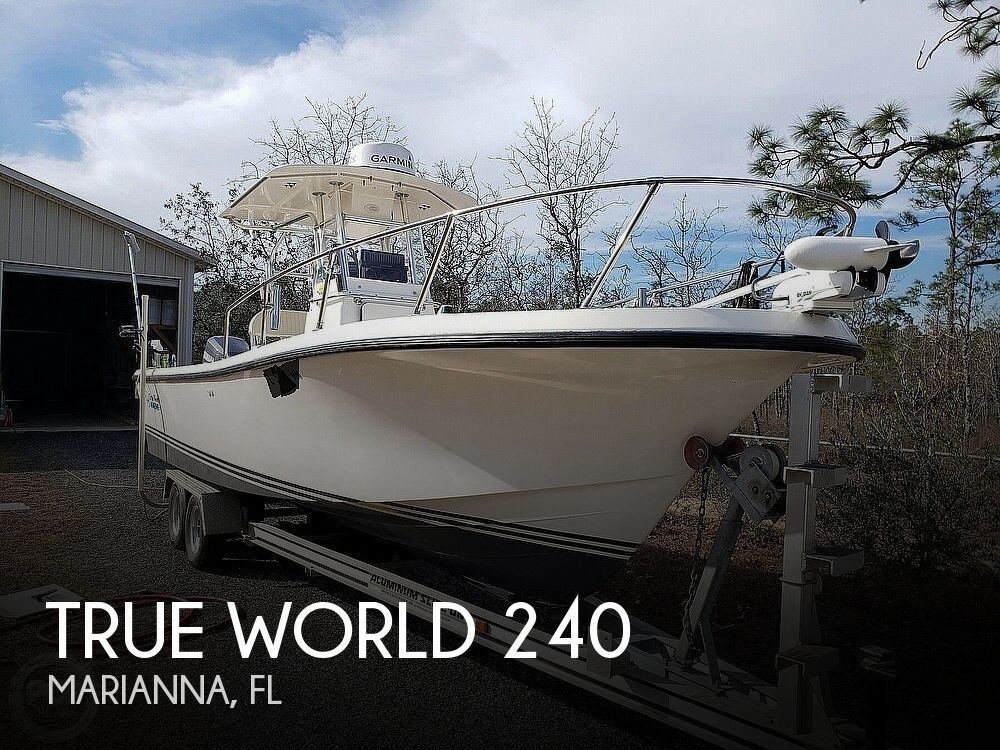Used Boats For Sale in Dothan, Alabama by owner | 2001 True World 240