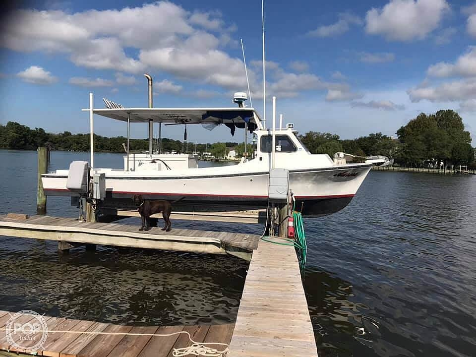1990 Eastern boat for sale, model of the boat is 28 & Image # 26 of 40