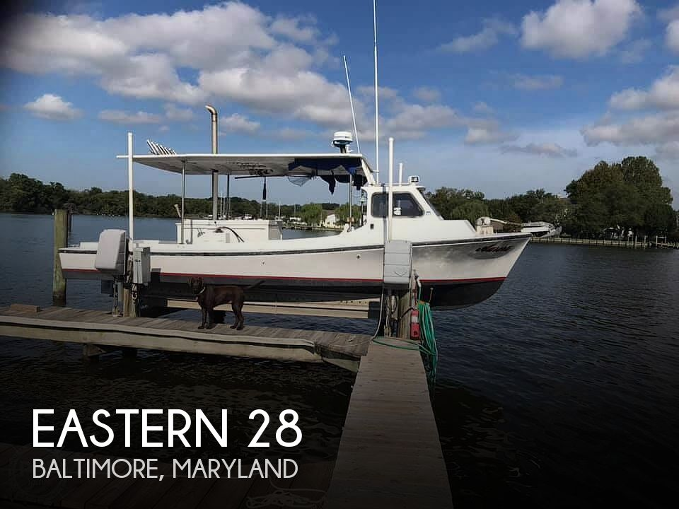Used Eastern Boats For Sale by owner | 1990 Eastern 28