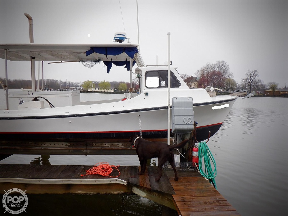 1990 Eastern boat for sale, model of the boat is Custom 28 & Image # 2 of 40