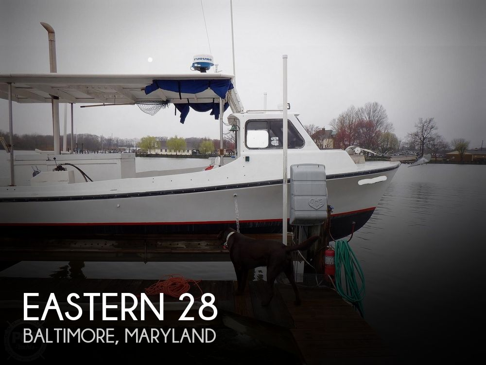 1990 Eastern boat for sale, model of the boat is 28 & Image # 1 of 40