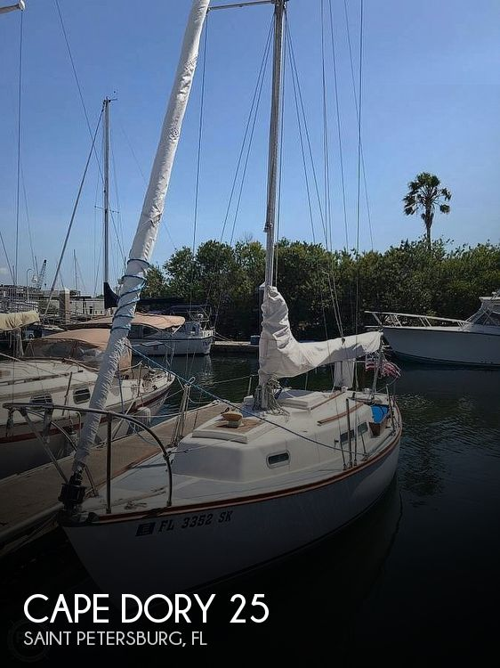 Used CAPE DORY Boats For Sale by owner | 1975 Cape Dory 25