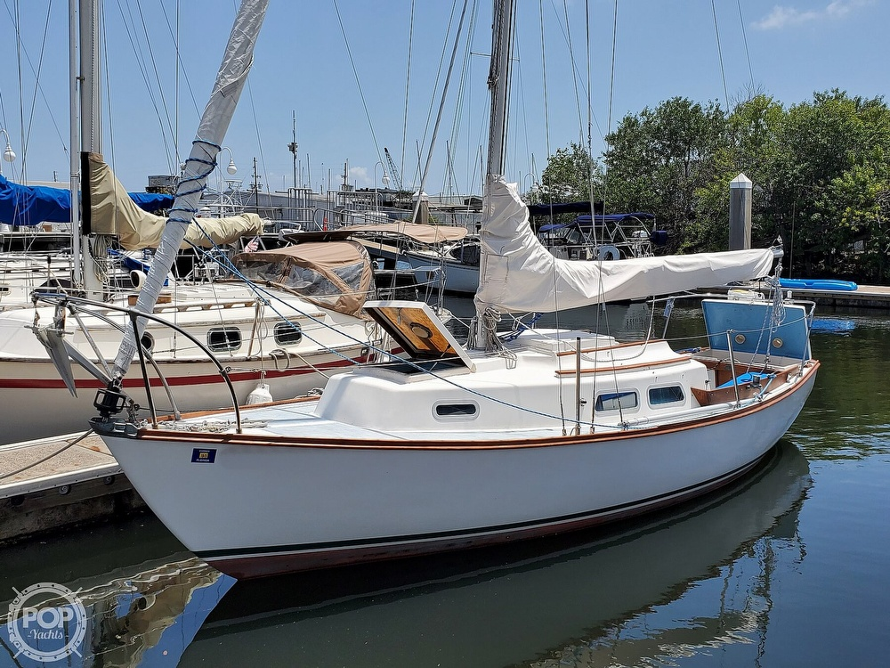1975 Cape Dory boat for sale, model of the boat is 25 & Image # 15 of 40