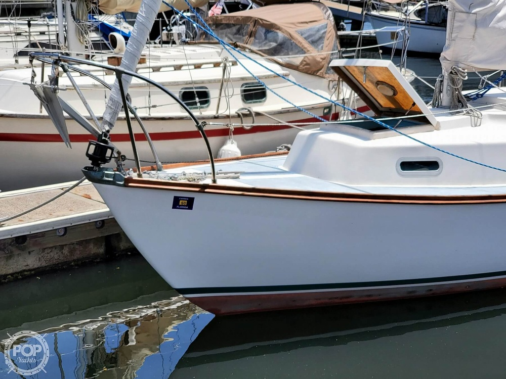 1975 Cape Dory boat for sale, model of the boat is 25 & Image # 16 of 40