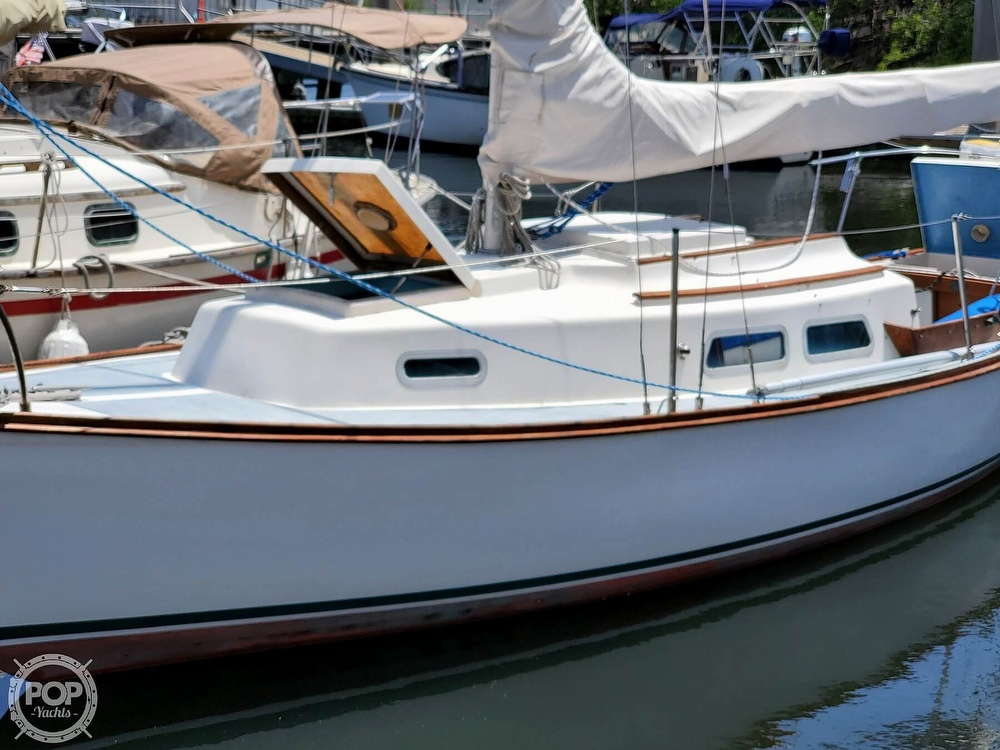 1975 Cape Dory boat for sale, model of the boat is 25 & Image # 17 of 40