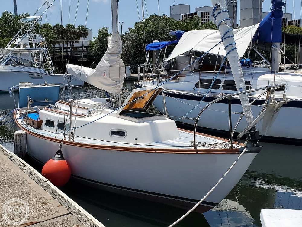 1975 Cape Dory boat for sale, model of the boat is 25 & Image # 12 of 40