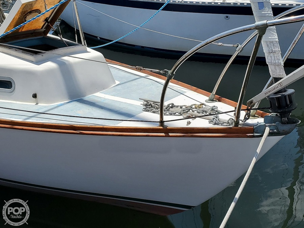 1975 Cape Dory boat for sale, model of the boat is 25 & Image # 3 of 40