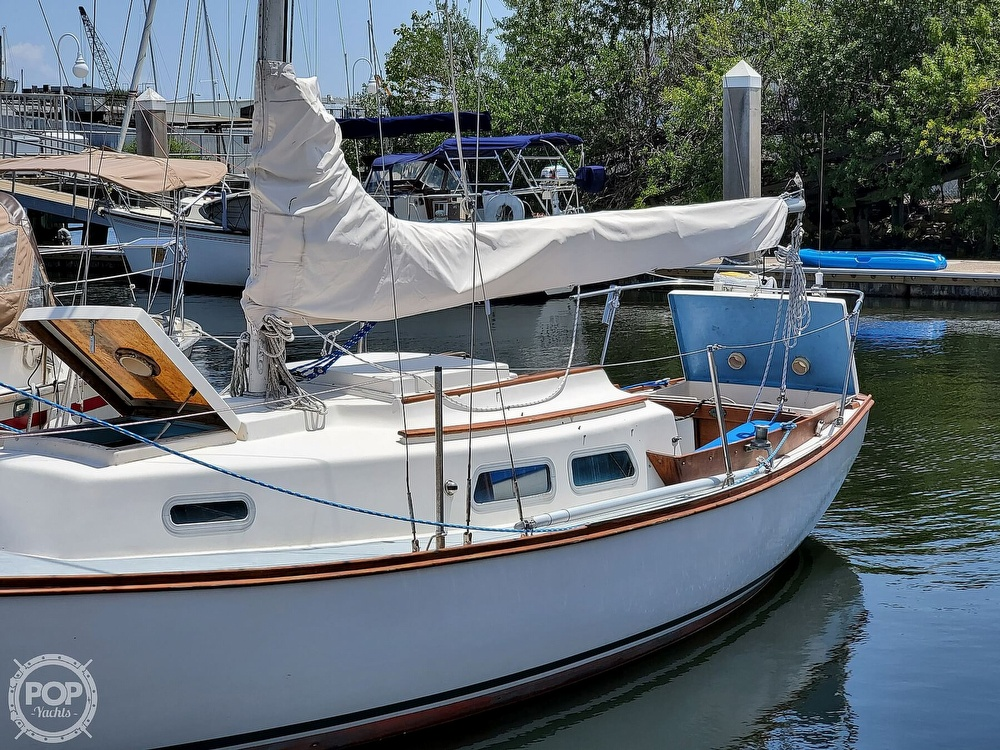 1975 Cape Dory boat for sale, model of the boat is 25 & Image # 18 of 40