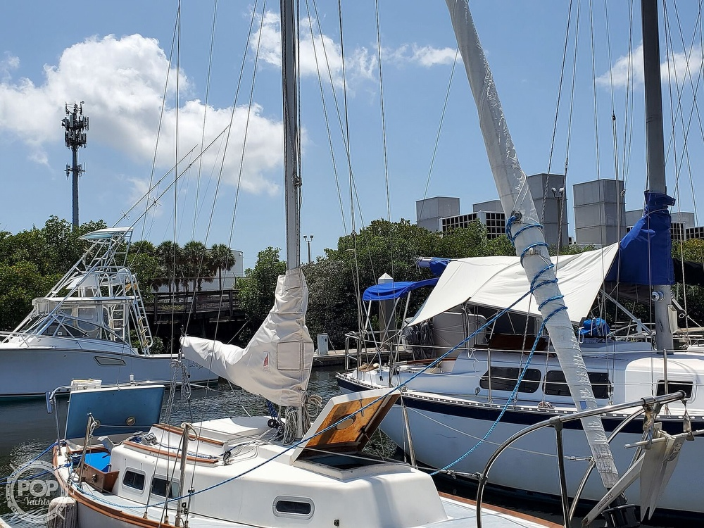 1975 Cape Dory boat for sale, model of the boat is 25 & Image # 13 of 40