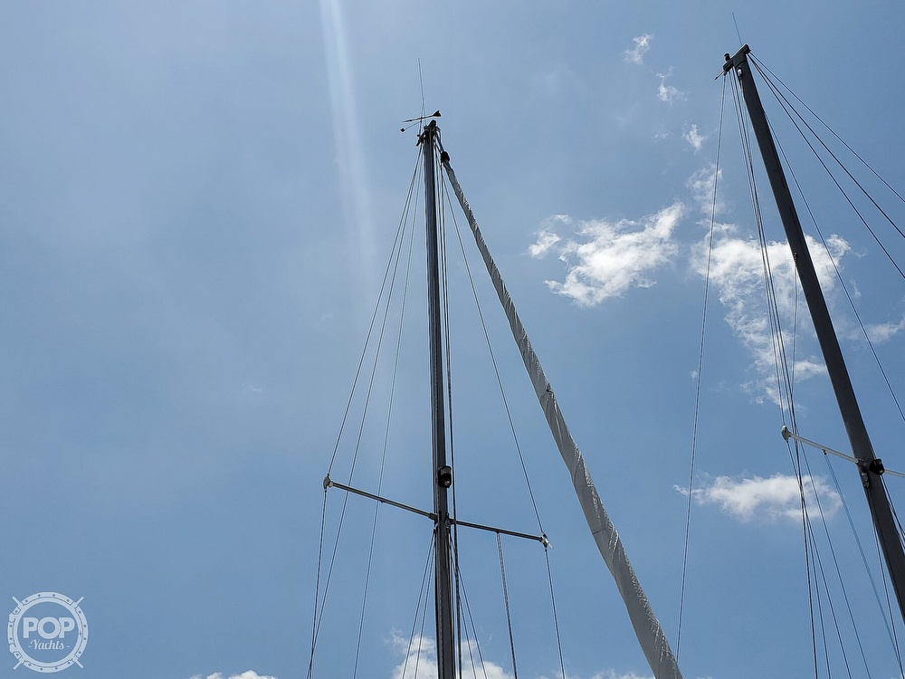 1975 Cape Dory boat for sale, model of the boat is 25 & Image # 22 of 40