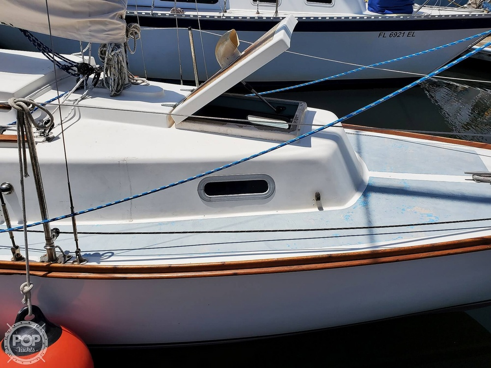 1975 Cape Dory boat for sale, model of the boat is 25 & Image # 23 of 40