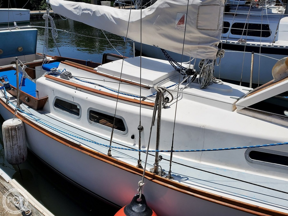 1975 Cape Dory boat for sale, model of the boat is 25 & Image # 24 of 40