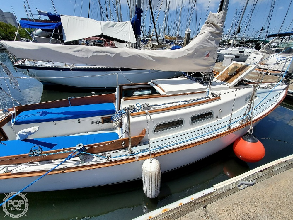 1975 Cape Dory boat for sale, model of the boat is 25 & Image # 26 of 40