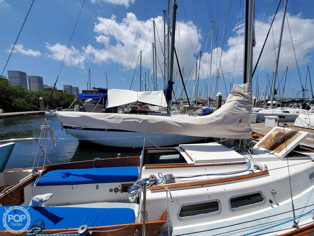 1975 Cape Dory boat for sale, model of the boat is 25 & Image # 27 of 40