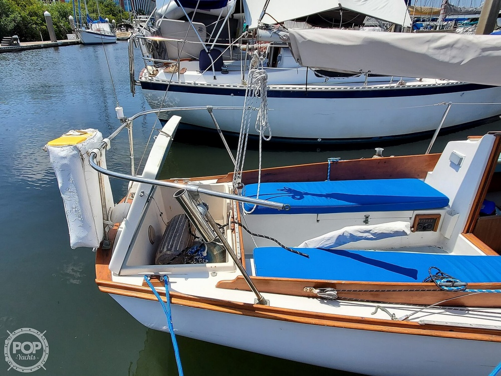 1975 Cape Dory boat for sale, model of the boat is 25 & Image # 30 of 40