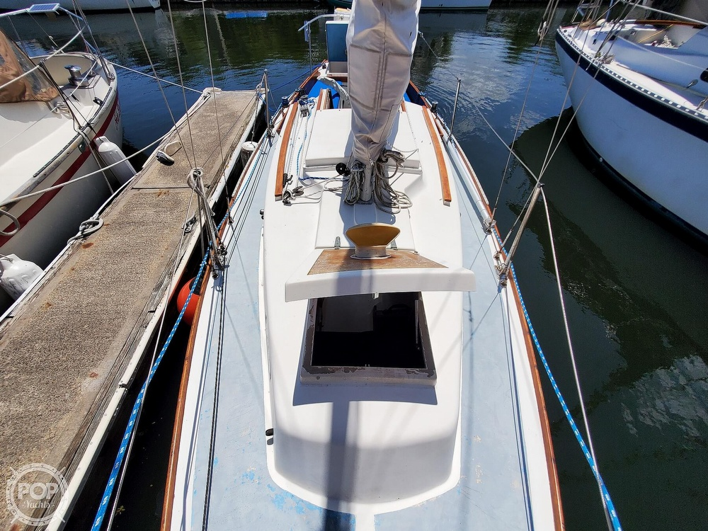 1975 Cape Dory boat for sale, model of the boat is 25 & Image # 5 of 40