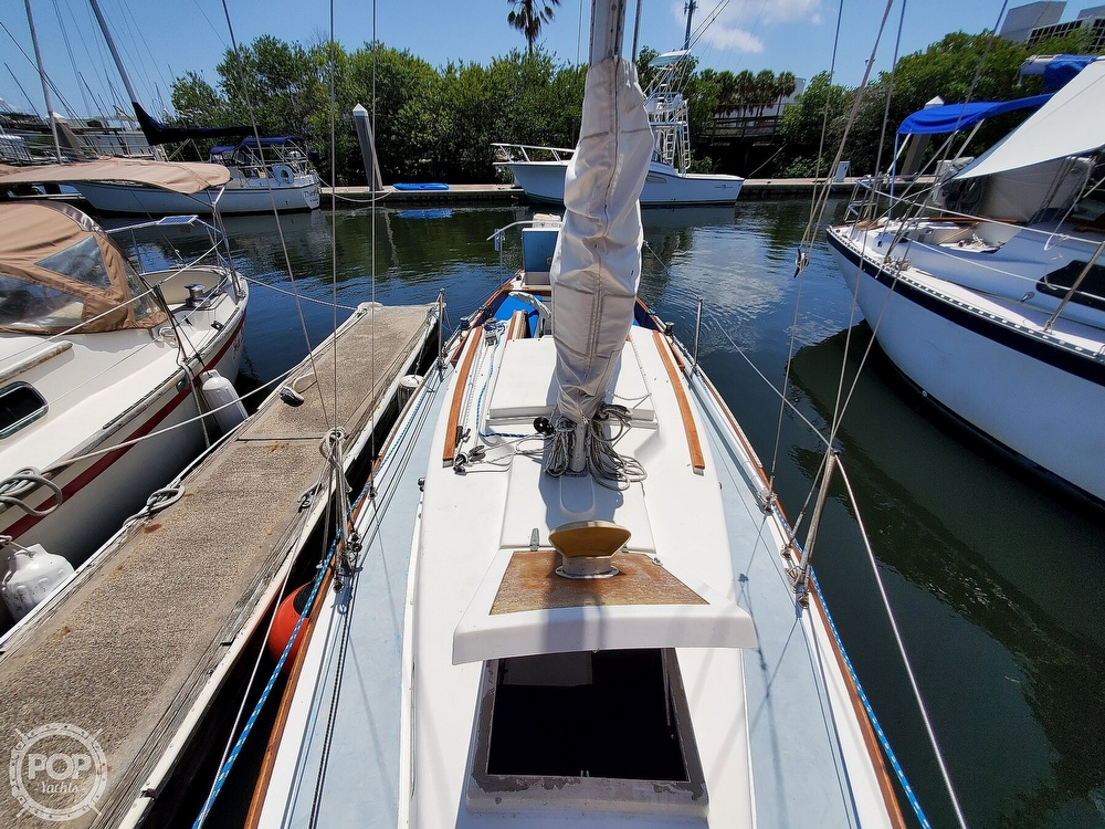 1975 Cape Dory boat for sale, model of the boat is 25 & Image # 36 of 40