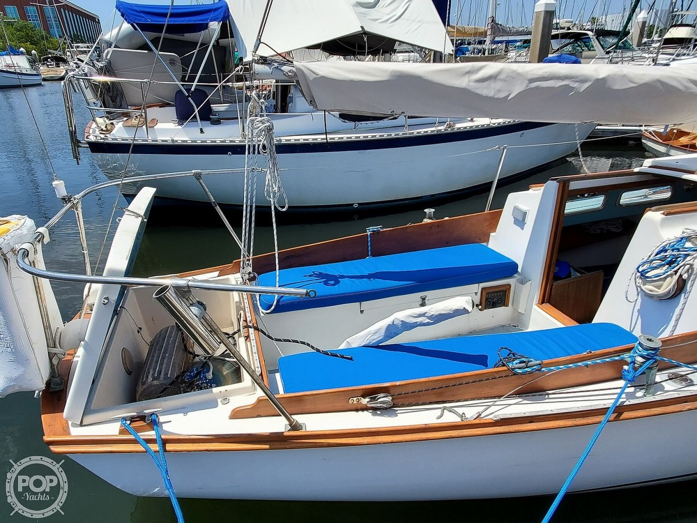 1975 Cape Dory boat for sale, model of the boat is 25 & Image # 31 of 40