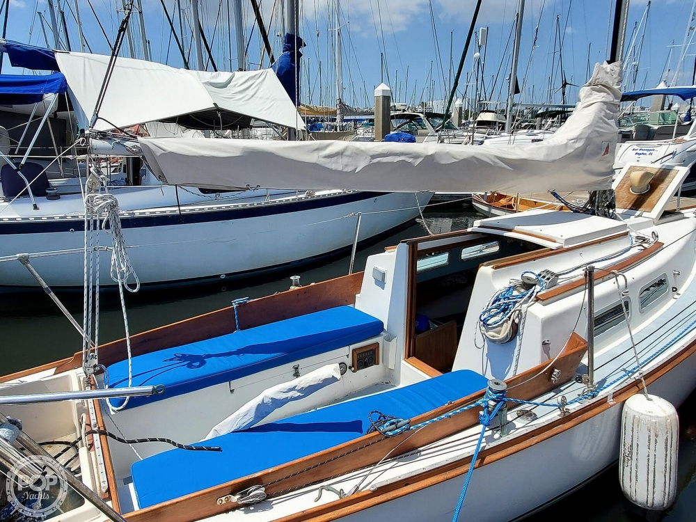 1975 Cape Dory boat for sale, model of the boat is 25 & Image # 32 of 40