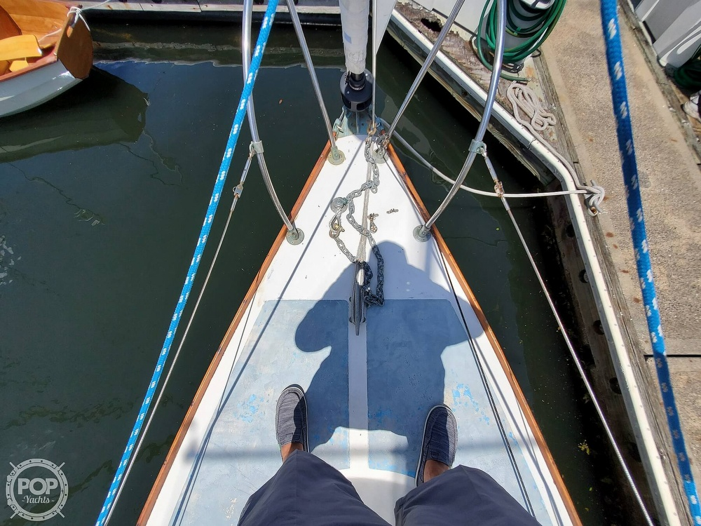 1975 Cape Dory boat for sale, model of the boat is 25 & Image # 34 of 40