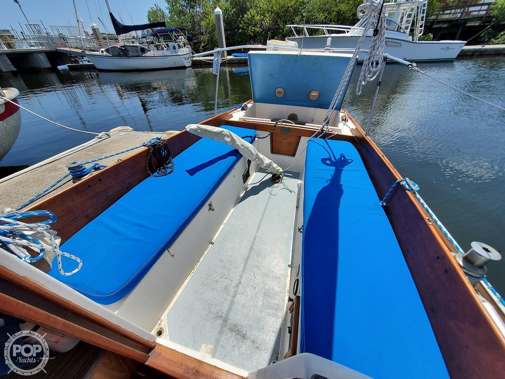 1975 Cape Dory boat for sale, model of the boat is 25 & Image # 6 of 40