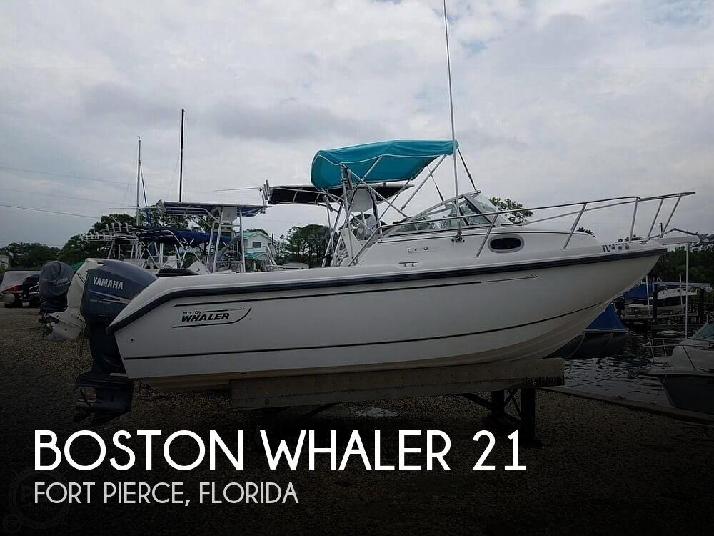 Used Boston Whaler Boston whaler conquest Boats For Sale by owner | 1998 Boston Whaler Boston Whaler Conquest 21