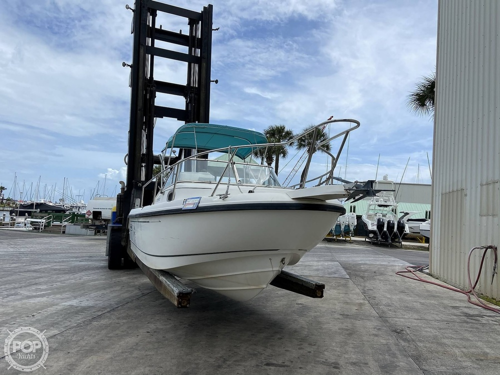 1998 Boston Whaler boat for sale, model of the boat is Conquest 21 & Image # 22 of 40