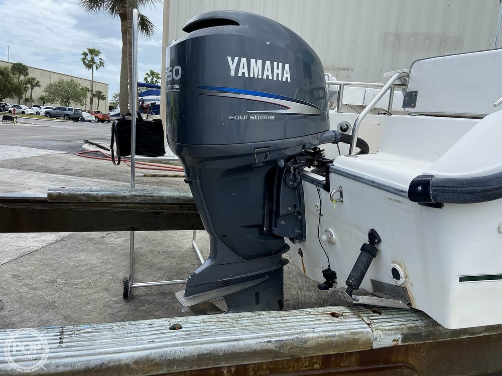 1998 Boston Whaler boat for sale, model of the boat is Conquest 21 & Image # 25 of 40