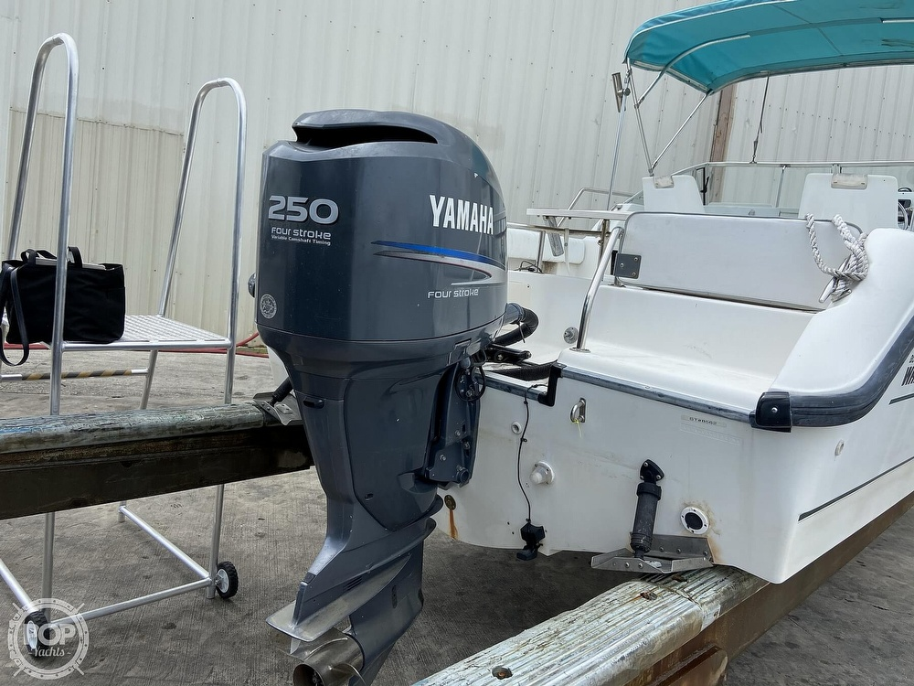 1998 Boston Whaler boat for sale, model of the boat is Conquest 21 & Image # 26 of 40