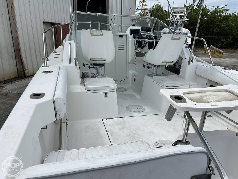 1998 Boston Whaler boat for sale, model of the boat is Conquest 21 & Image # 13 of 40