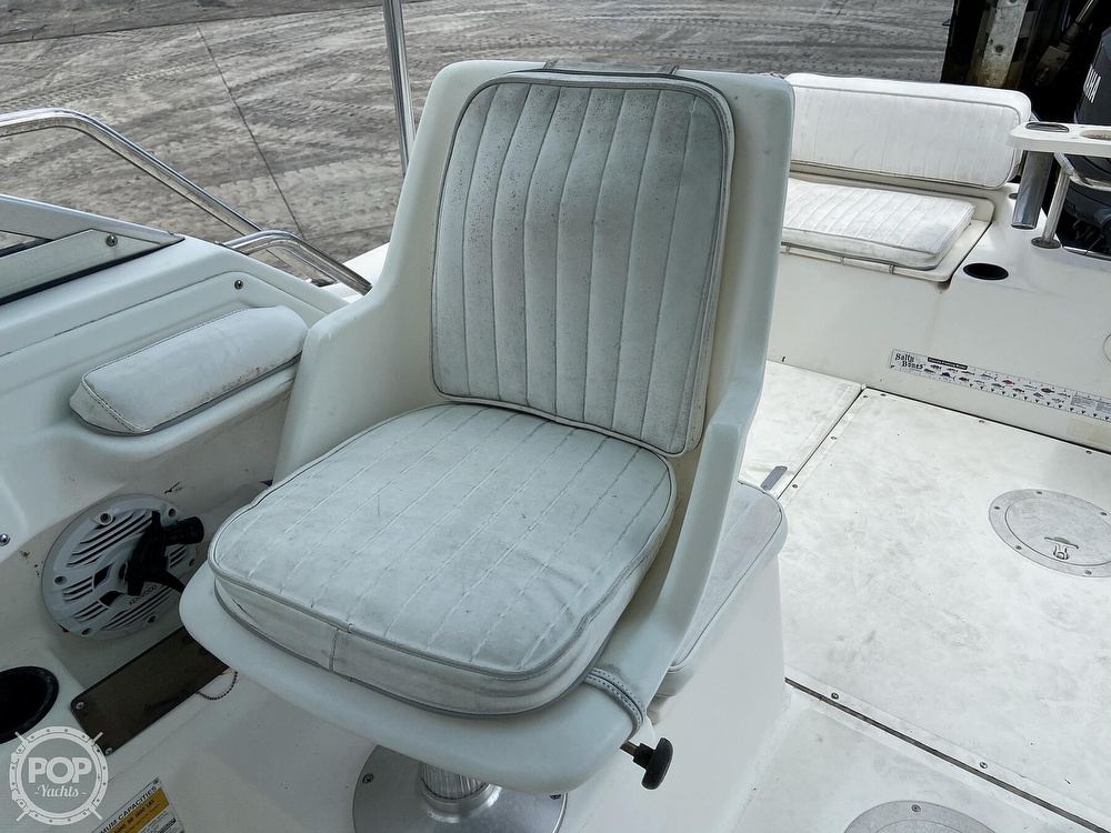 1998 Boston Whaler boat for sale, model of the boat is Conquest 21 & Image # 38 of 40