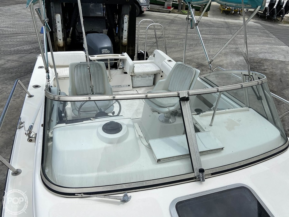 1998 Boston Whaler boat for sale, model of the boat is Conquest 21 & Image # 10 of 40