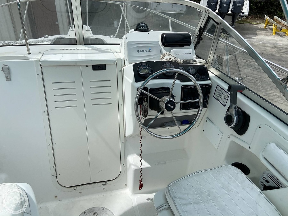 1998 Boston Whaler boat for sale, model of the boat is Conquest 21 & Image # 8 of 40