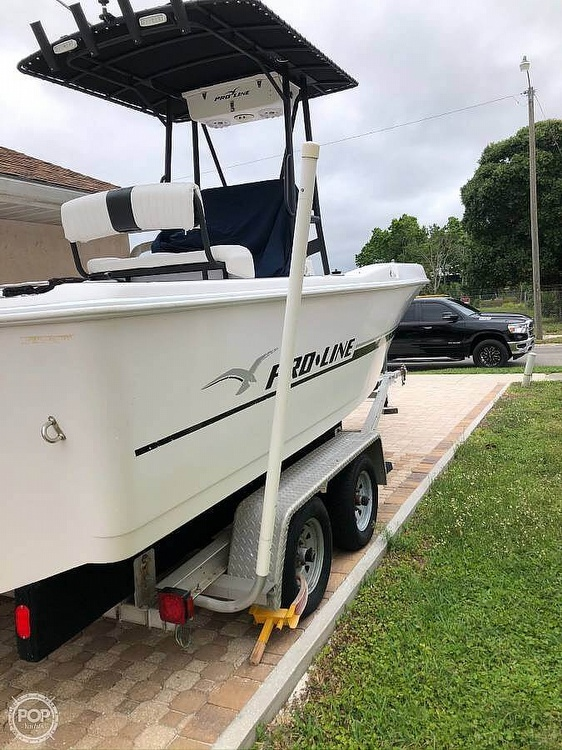 1999 Pro-Line boat for sale, model of the boat is 200 Sport & Image # 12 of 40