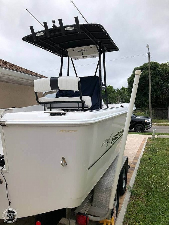 1999 Pro-Line boat for sale, model of the boat is 200 Sport & Image # 13 of 40
