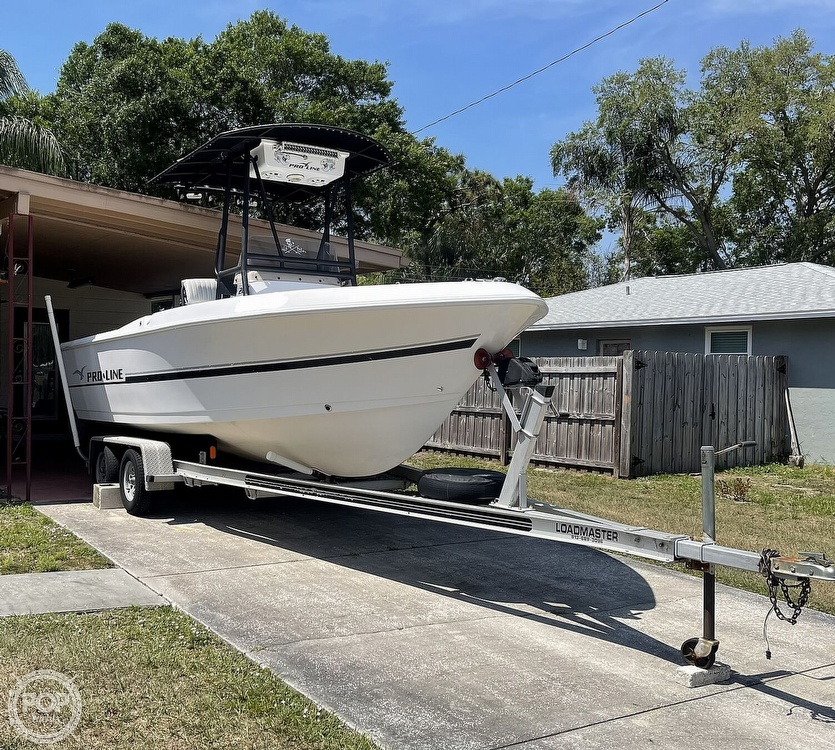 1999 Pro-Line boat for sale, model of the boat is 200 Sport & Image # 3 of 40