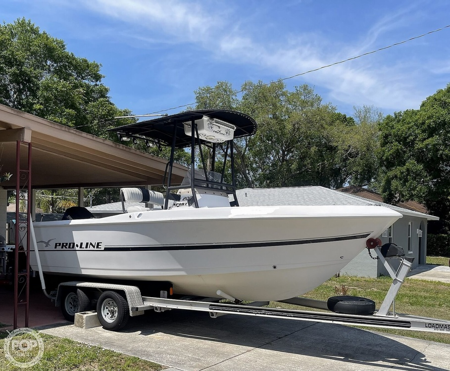 1999 Pro-Line boat for sale, model of the boat is 200 Sport & Image # 25 of 40