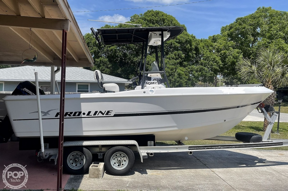1999 Pro-Line boat for sale, model of the boat is 200 Sport & Image # 26 of 40